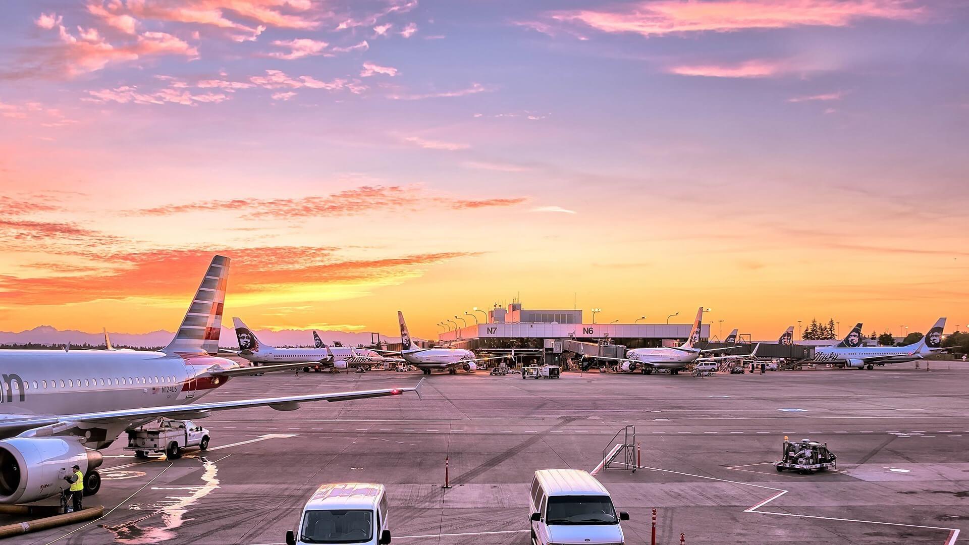 Aeropuertos de Europa